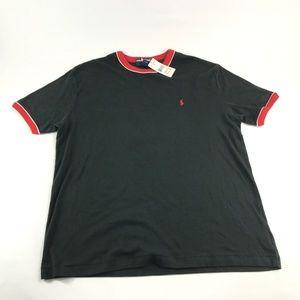 Vintage Polo Sport Ralph Lauren Ringer T-Shirt NWT